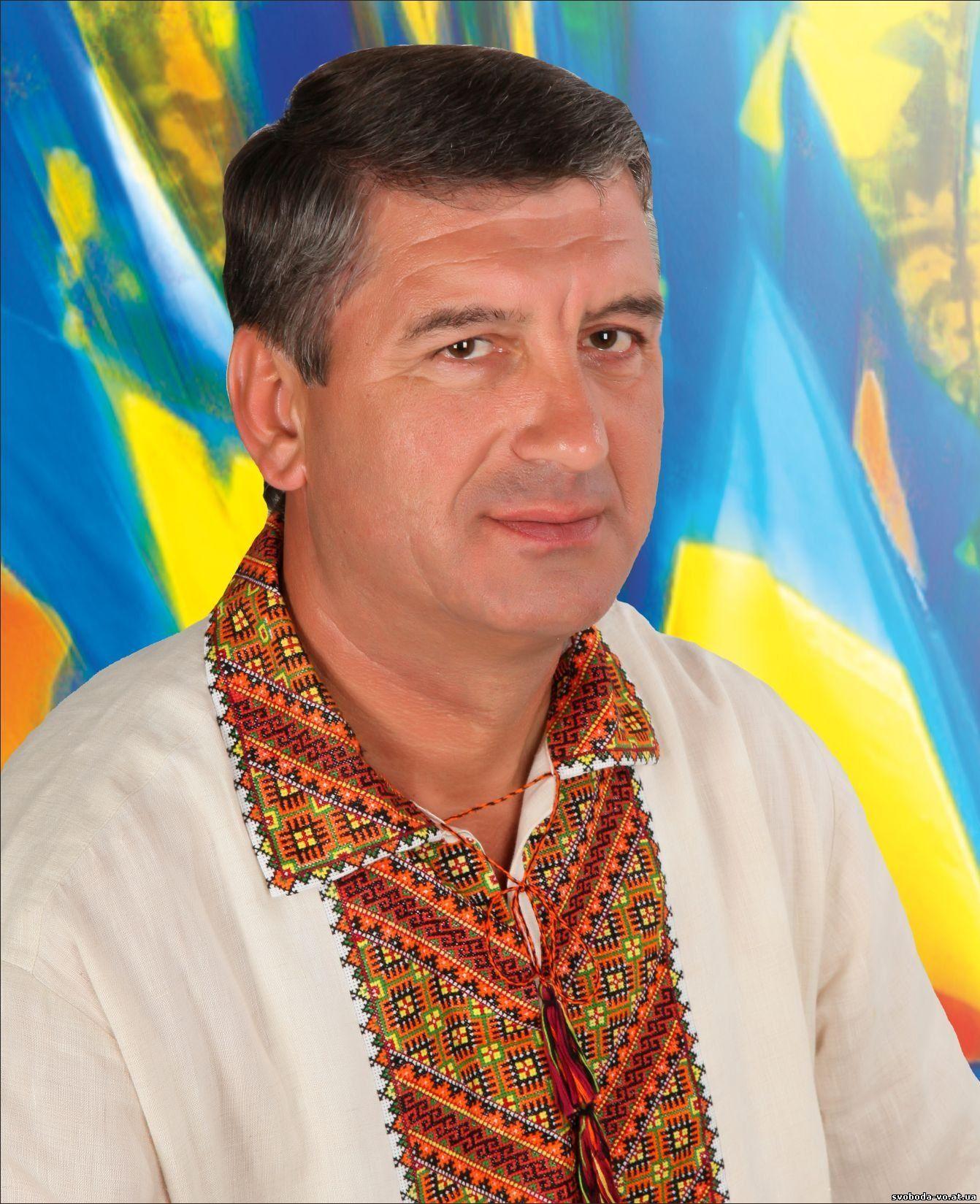 Надвірнянська СВОБОДА. Сайт Українських Націоналістів - Манолій Піцуряк
